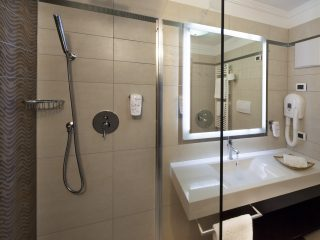 Camera Ametista bagno