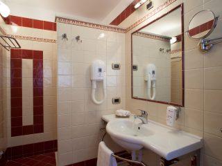 Camera Mica - bagno