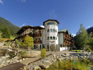 Alpin Wellness Hotel Kristiania - esterno estate