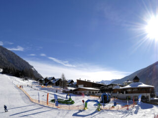 Snowpark Biancaneve a Cogolo di Pejo