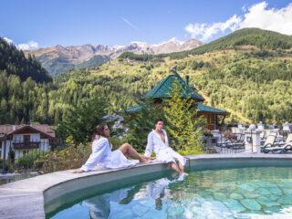 Vacanza romantica a Cogolo di Pejo