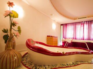 Spa suite - centro benessere Acquaviva, Trentino