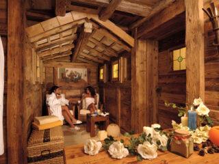 relax in baita - centro benessere Acquaviva, Trentino