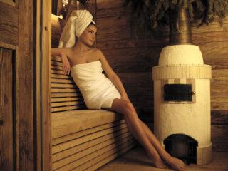 sauna alle erbe - centro benessere Acquaviva, Trentino