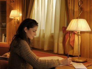 Kristiania Junior Suite Cobaltina scrivania