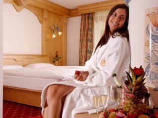 Kristiania Junior Suite Dolomite relax stufa ad olle