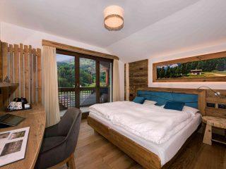Kristiania Junior Suite Quarzo - camera con vista