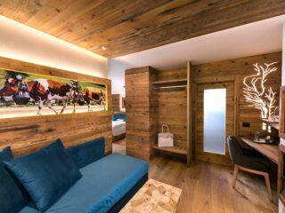 Kristiania Junior Suite Quarzo 304 soggiorno