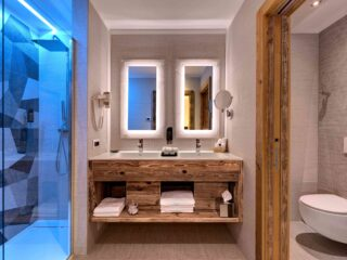 Junior Suite Tormalina bagno