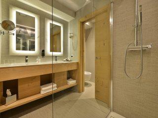 Kristiania Suite Cristallo - bagno