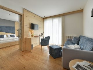 Suite Diamante - camera con sauna ad infrarossi