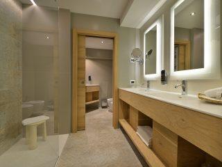 Suite Diamante - bagno