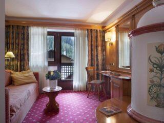 Suite Granato salotto 101
