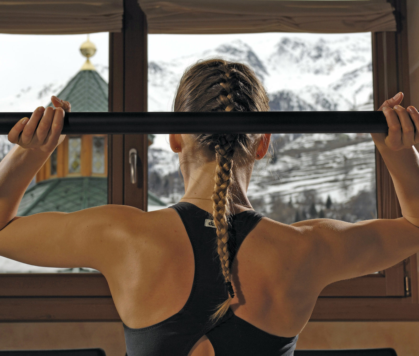 Image for The benefits of a hotel with a gym in Val di Sole