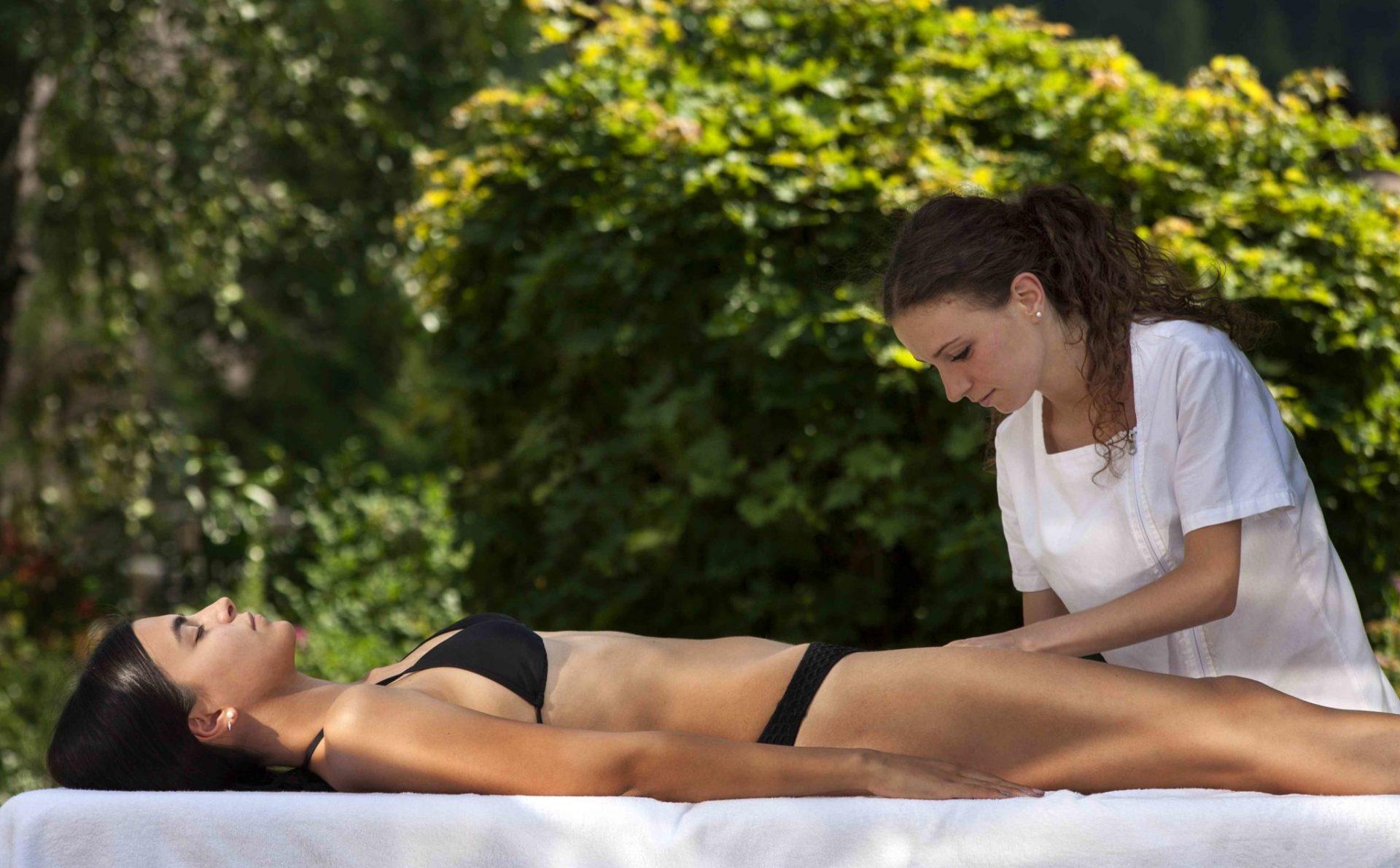 Immagine di testata per Dolce benessere nei Voucher Beauty Acquaviva a Cogolo di Pejo