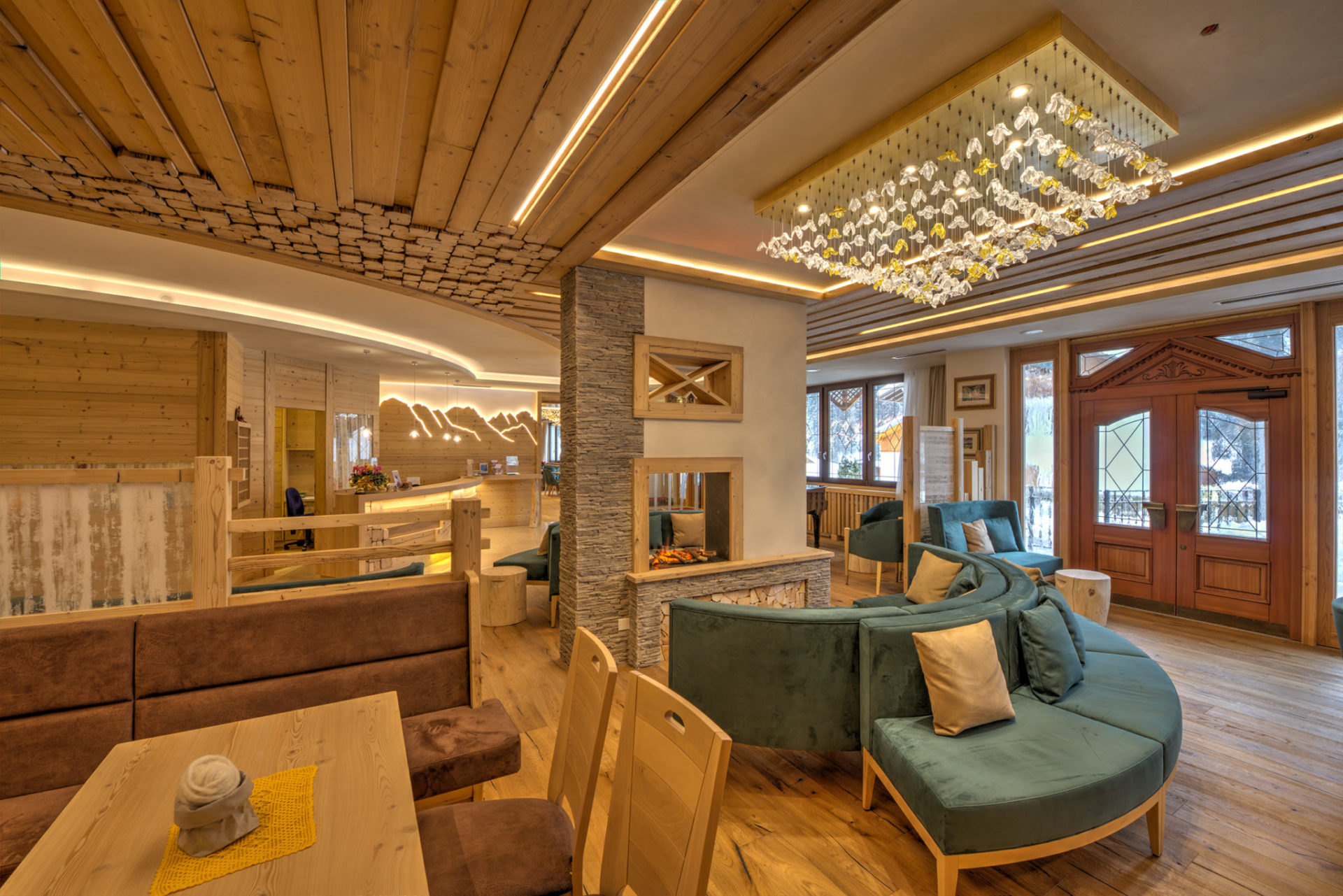Immagine di testata per Leading Nature & Wellness Resort Kristiania in Val di Pejo