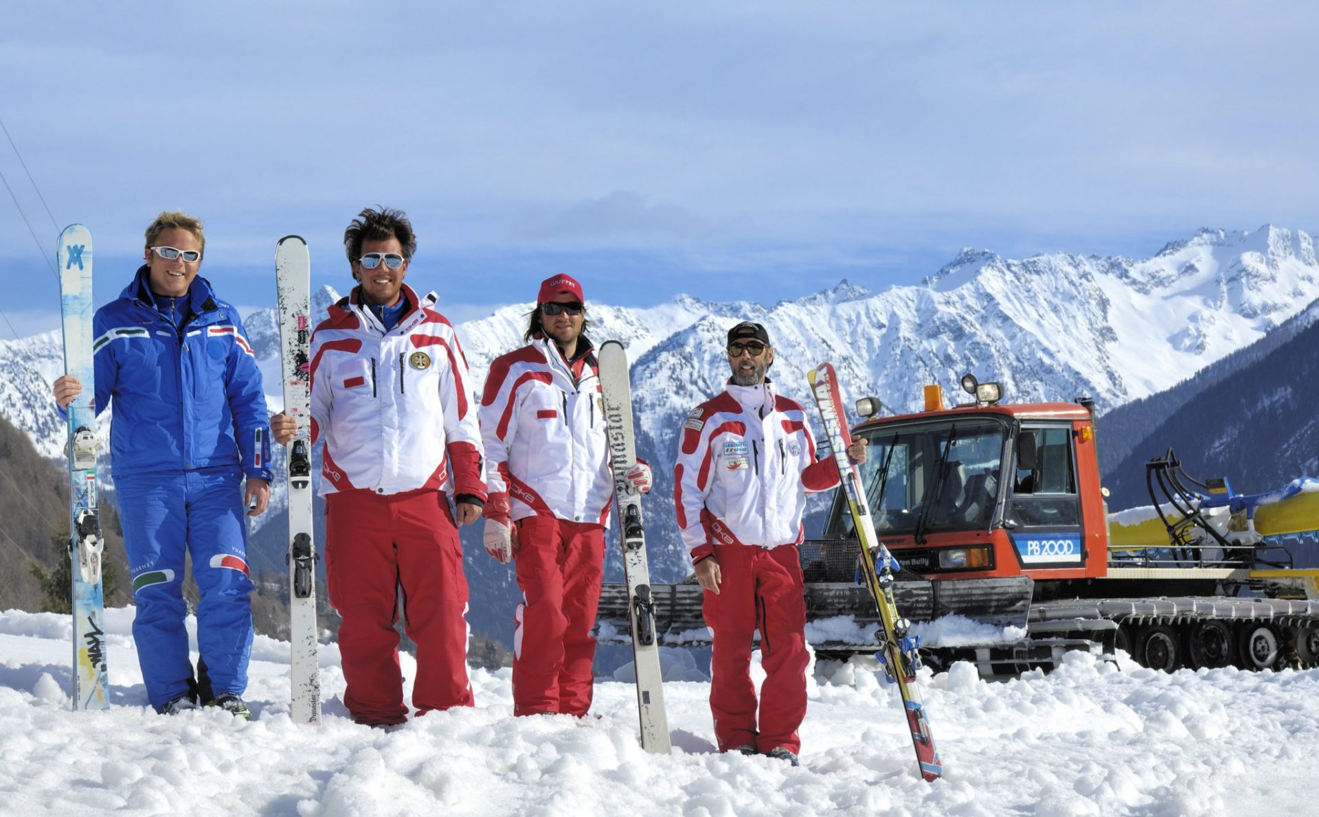Immagine di testata per Val di Pejo ski school: professionals at your service