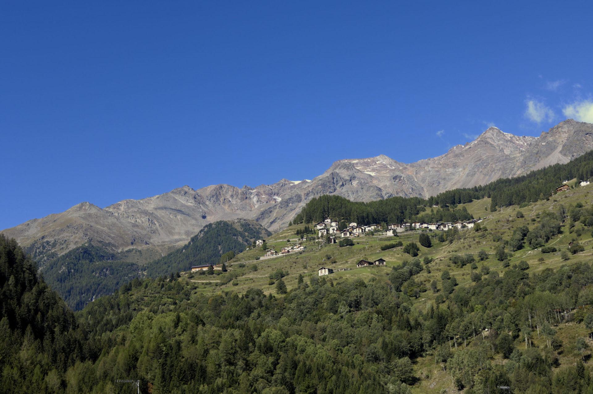 Immagine di testata per Benvenuti in Val di Pejo per vacanze da sogno in Trentino