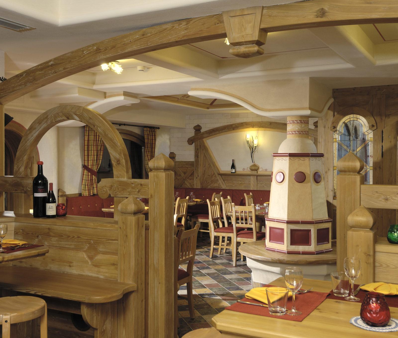 Image for Our pizzeria in Cogolo di Pejo, Val di Sole