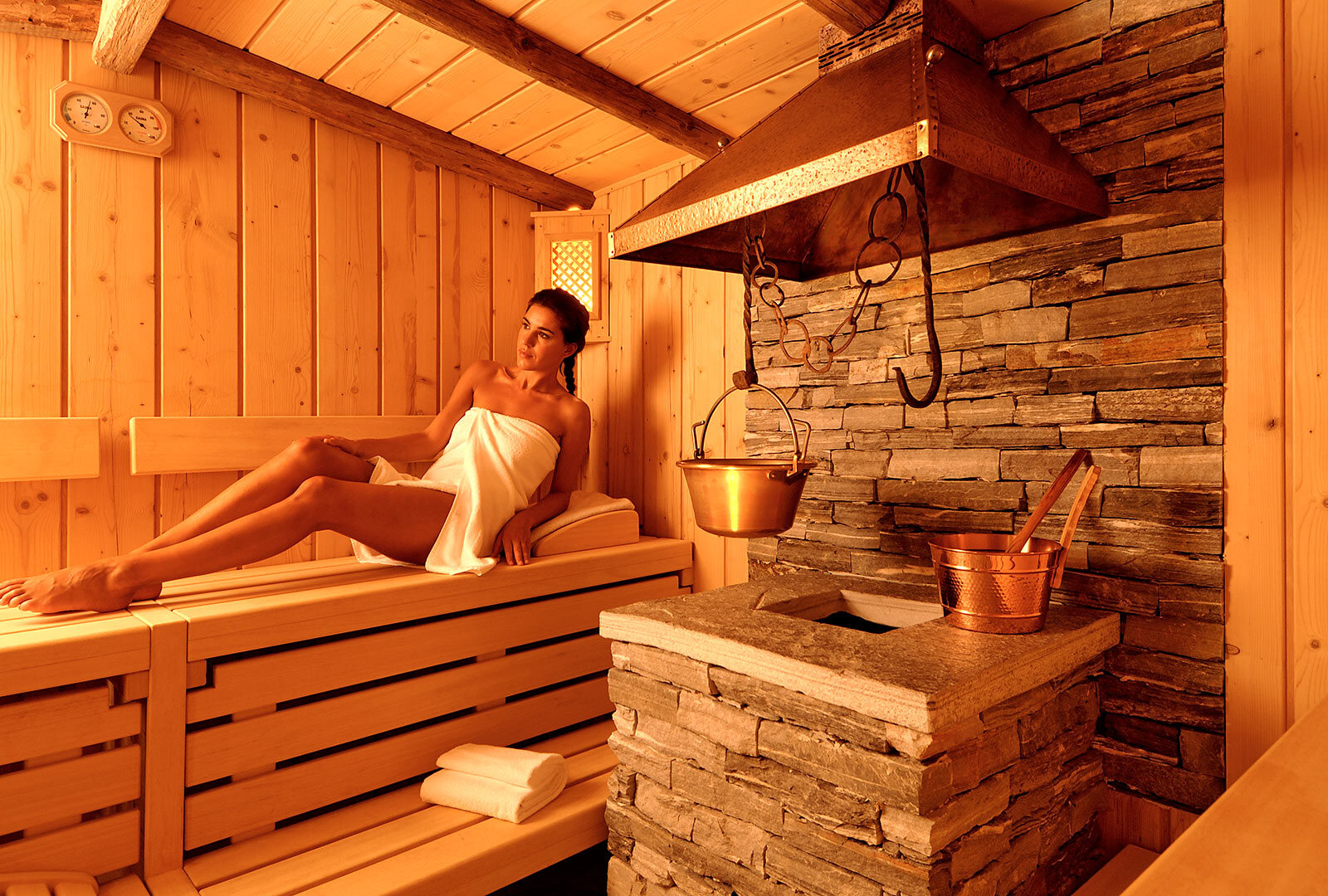 Image for A paradise of wellness and wellbeing at the Leading Nature & Wellness Resort Kristiania in Val di Pejo