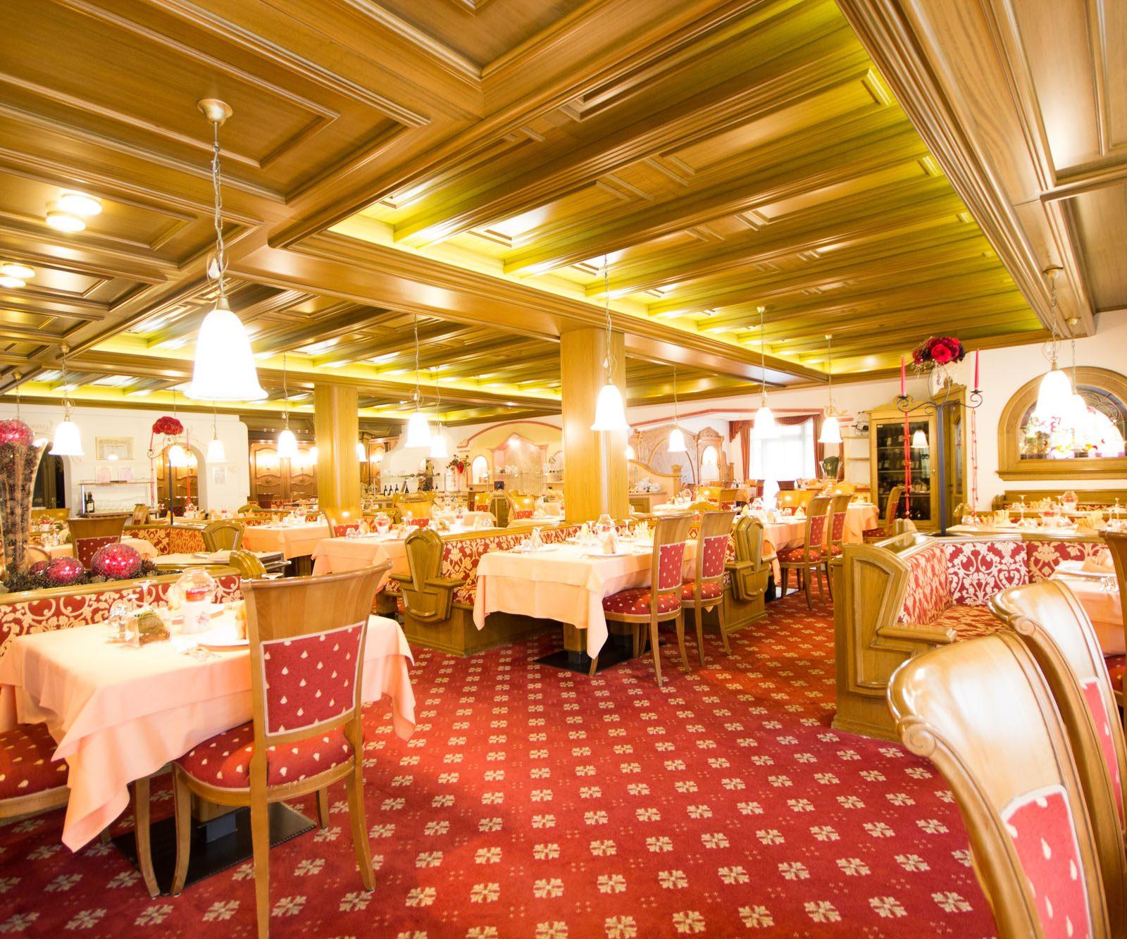 Image for Authentische Gaumenfreuden in unserem Restaurant in Cogolo di Pejo