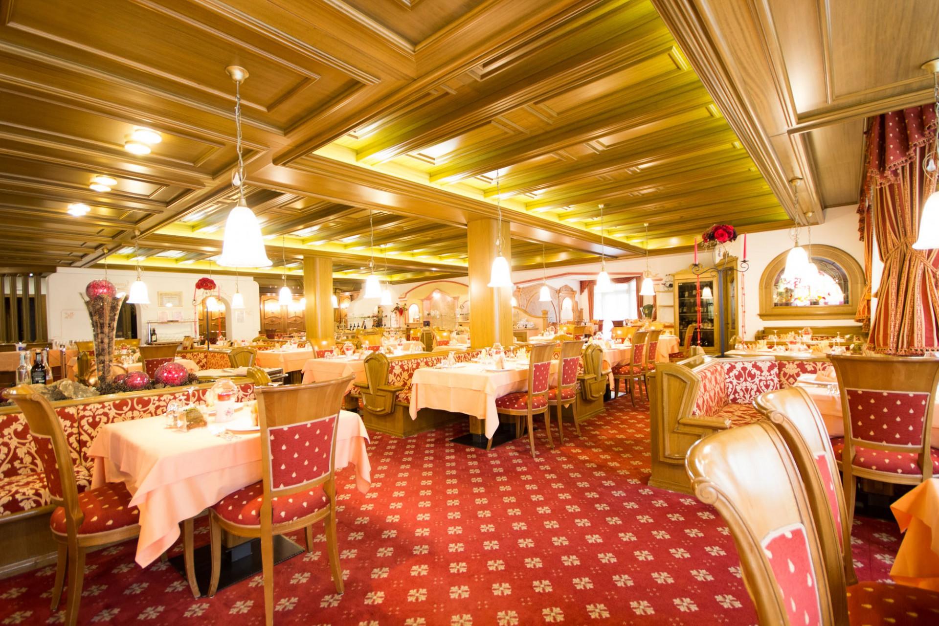 Immagine di testata per Authentische Gaumenfreuden in unserem Restaurant in Cogolo di Pejo