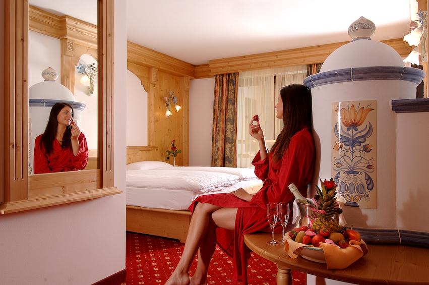 Immagine di testata per Dolce riposo nelle camere del nostro hotel in Val di Sole