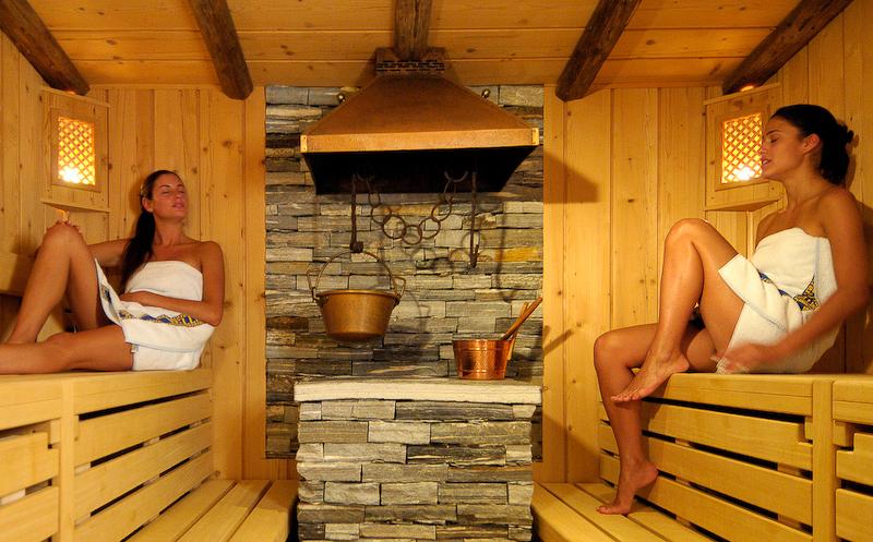 Immagine di testata per Sauna del contadino