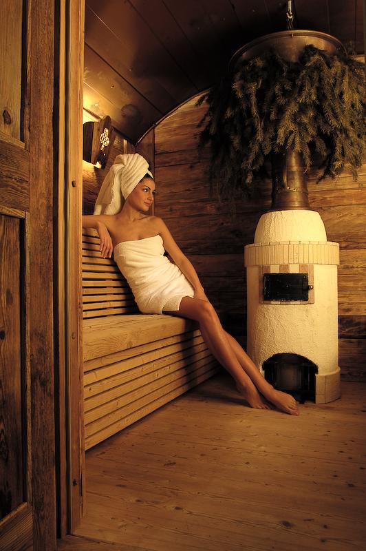Immagine di testata per Sauna alle erbe alpine