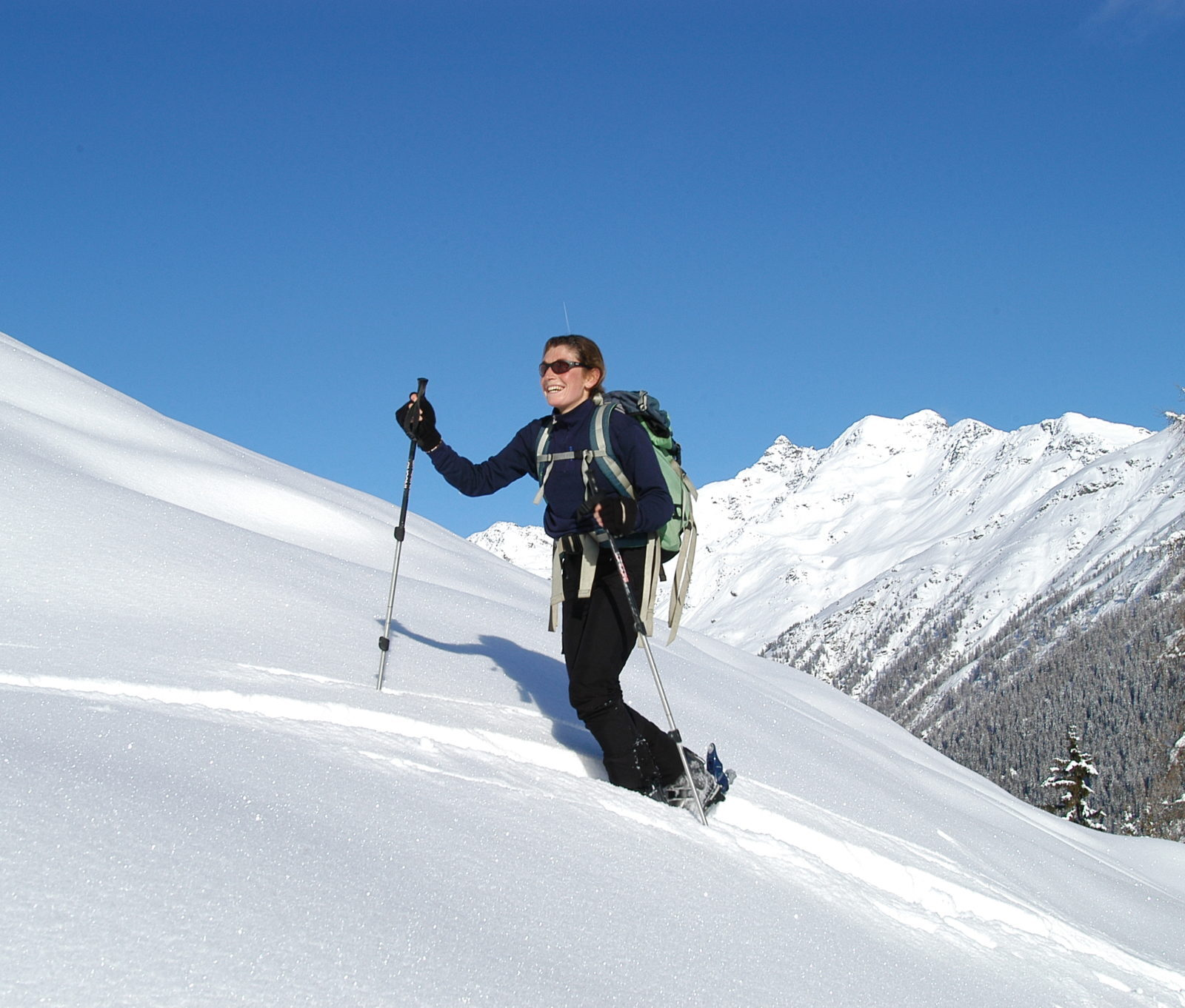 Image for Snowshoe excursions in Val di Sole, Trentino