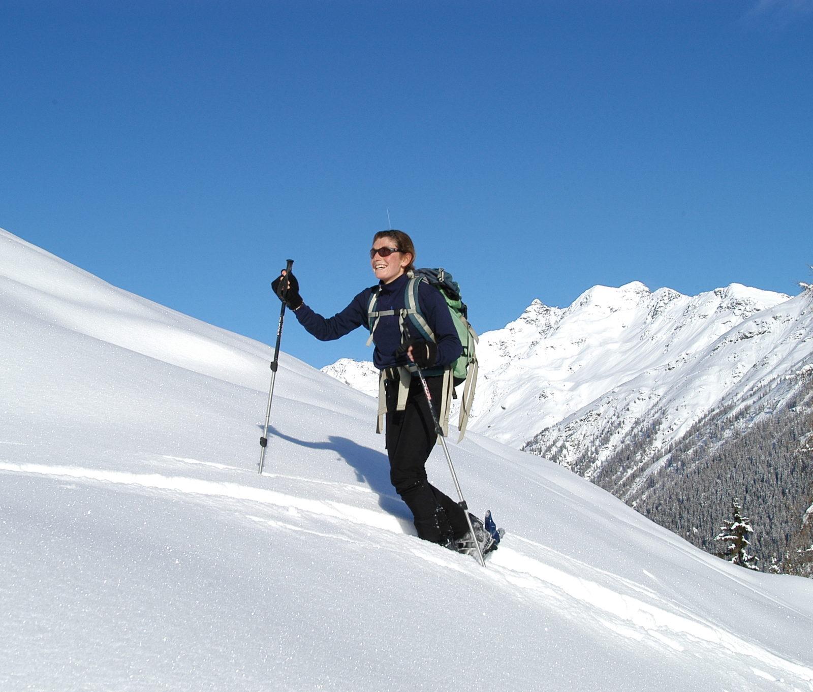 Immagine per Escursioni con le ciaspole in Val di Sole, Trentino