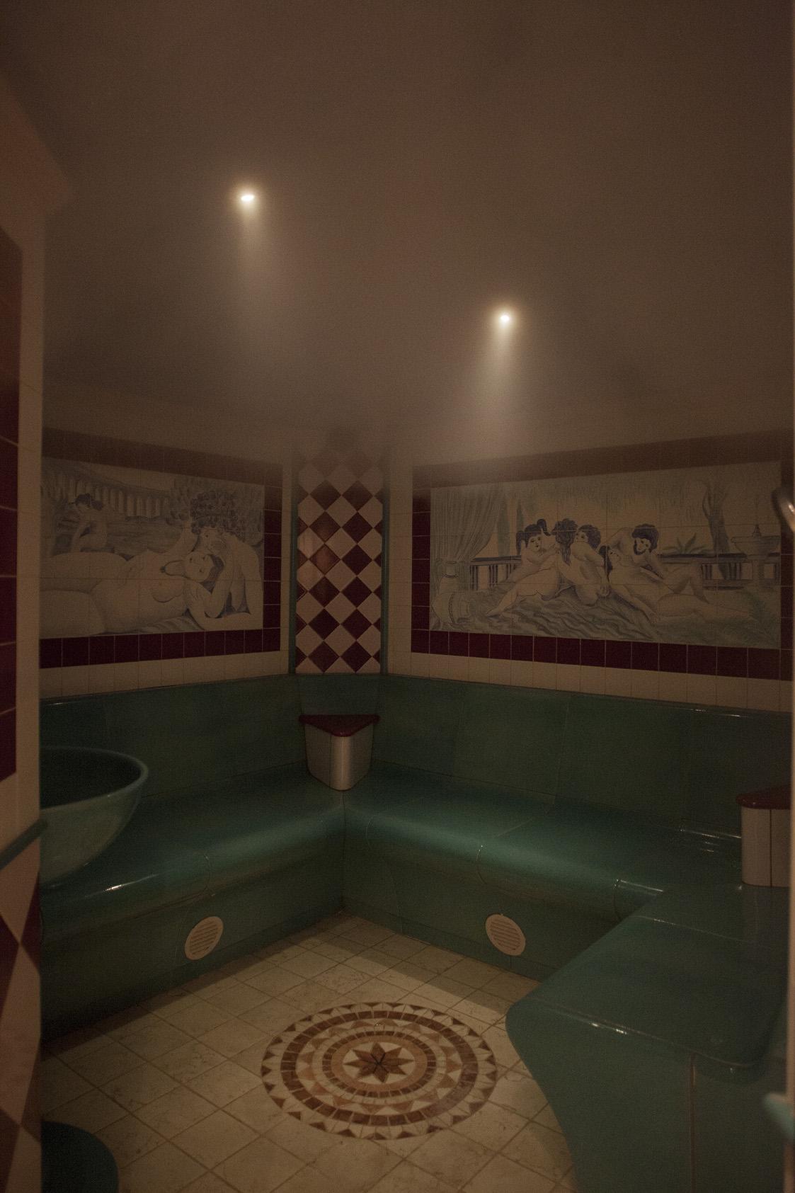 Immagine di testata per Bagno romano a vapore