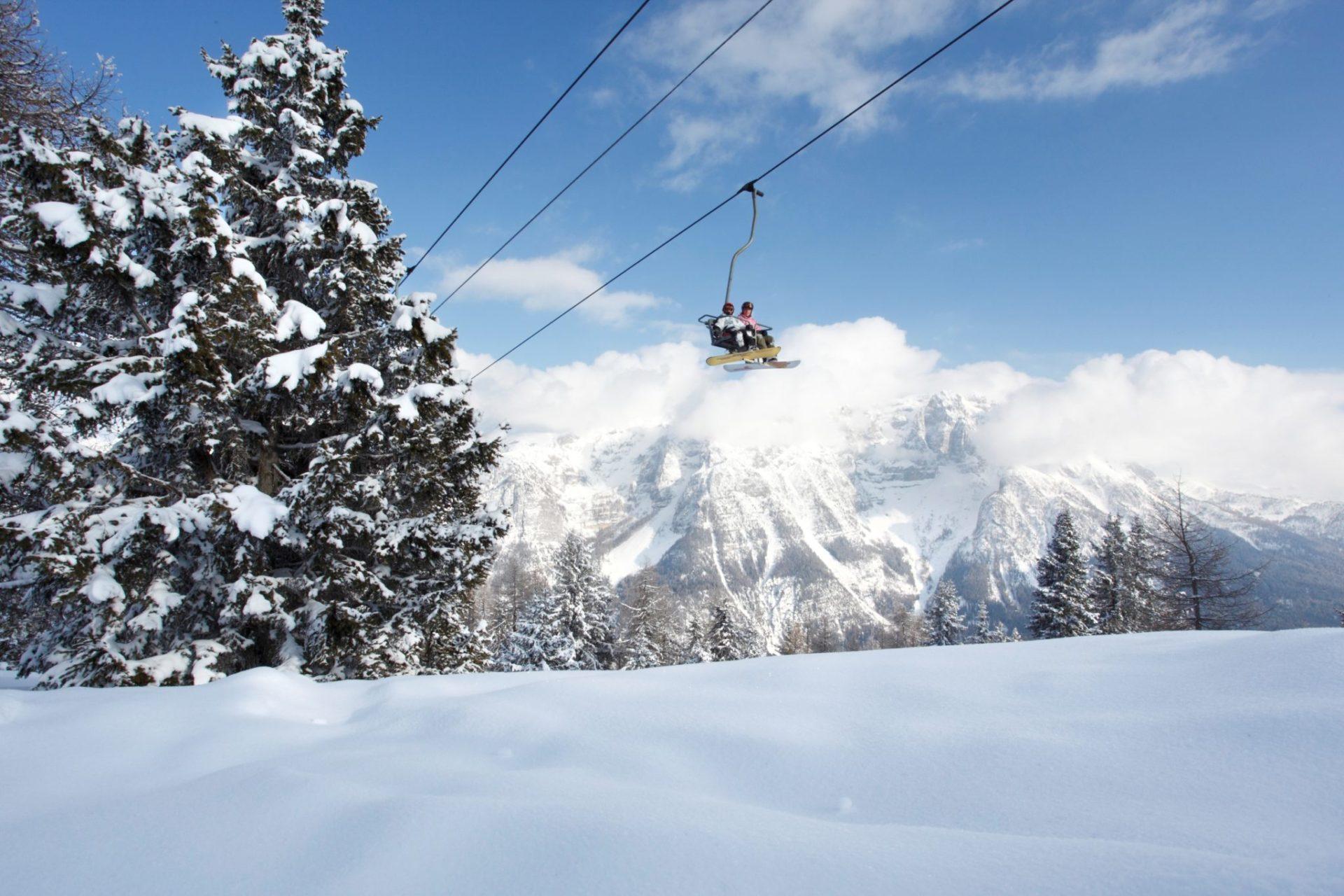 Immagine di testata per Offerta neve Gennaio: 1 giorno gratis!