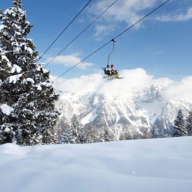 Image for Schneeangebot im Januar: 1 Tag Gratis!