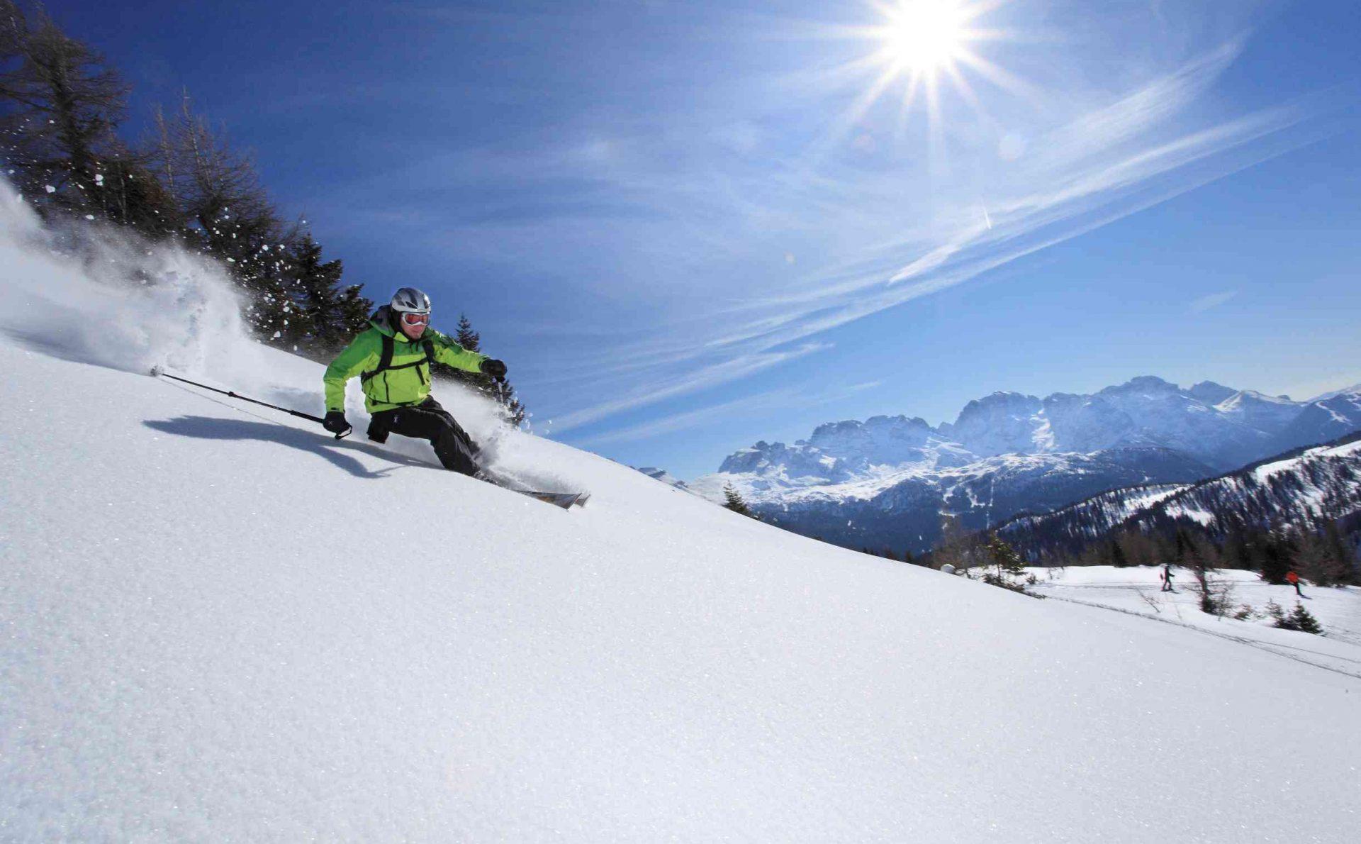 Immagine di testata per Prenota prima la tua settimana bianca in Trentino, conviene!