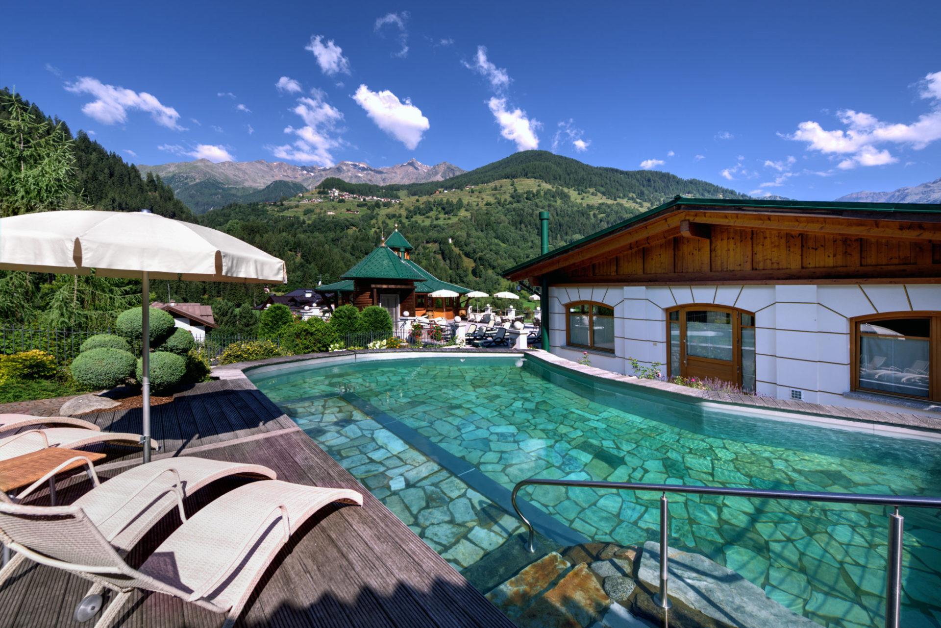 Immagine di testata per Esperienza di relax nel Parco Nazionale dello Stelvio