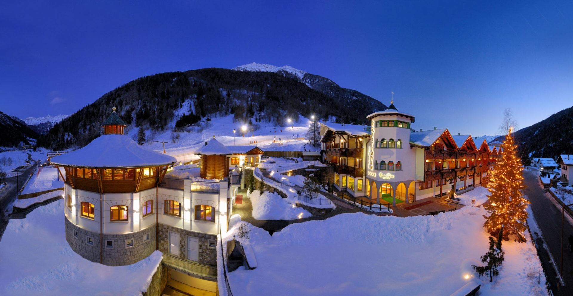 Immagine di testata per Splendido hotel 4 stelle Superior a Cogolo di Pejo, in Val di Sole
