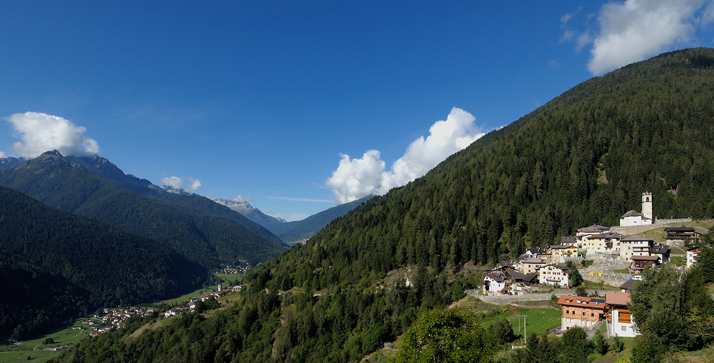 Immagine testata per Val di Sole is the perfect destination for your holidays