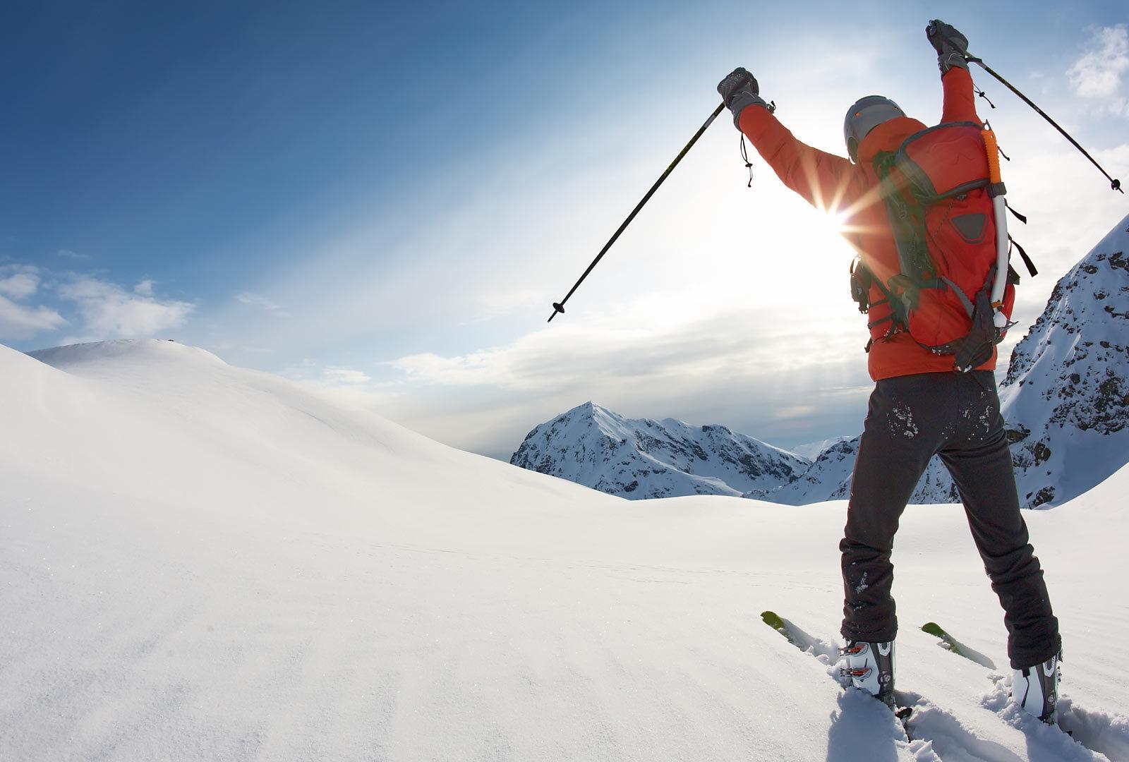 Immagine per Sci alpinismo in Val di Pejo