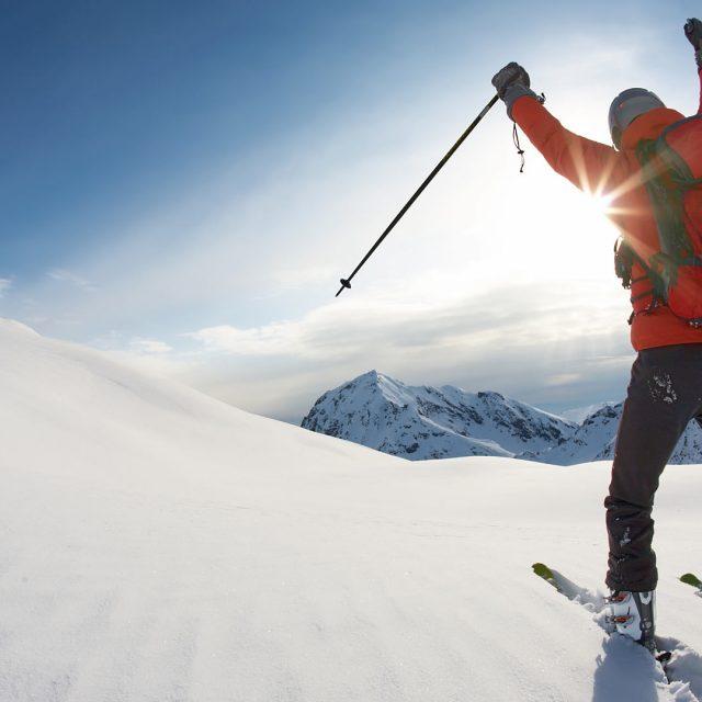 Image for Mit Skiern in den Frühling in Trentino