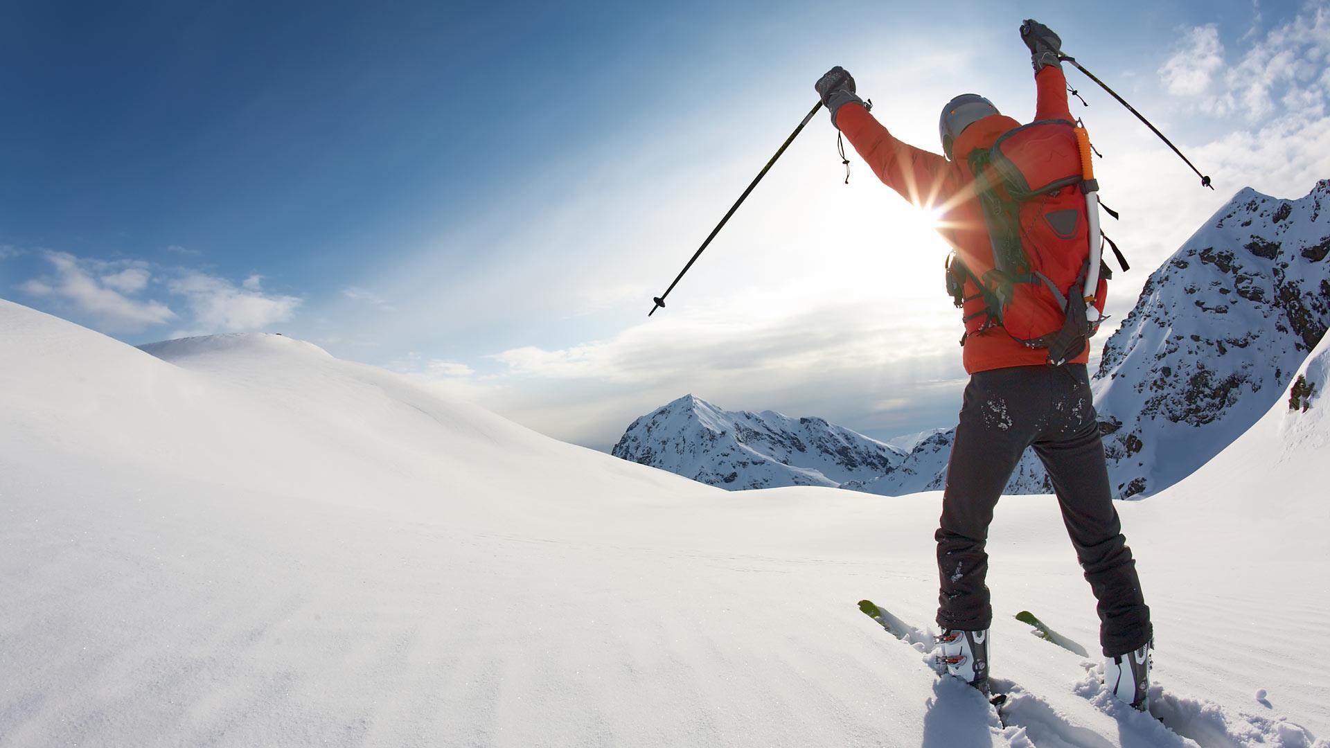 Immagine di testata per Sci alpinismo in Val di Pejo