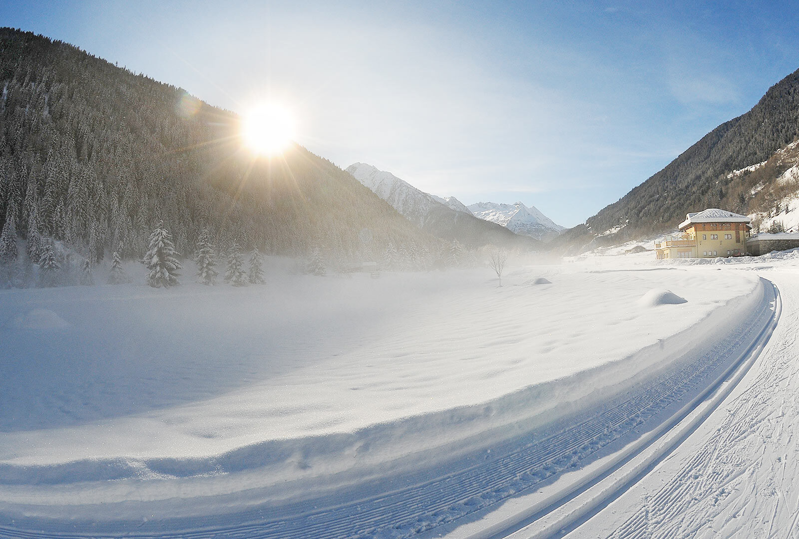 Image for Unique experiences during winter quad excursions in Val di Sole