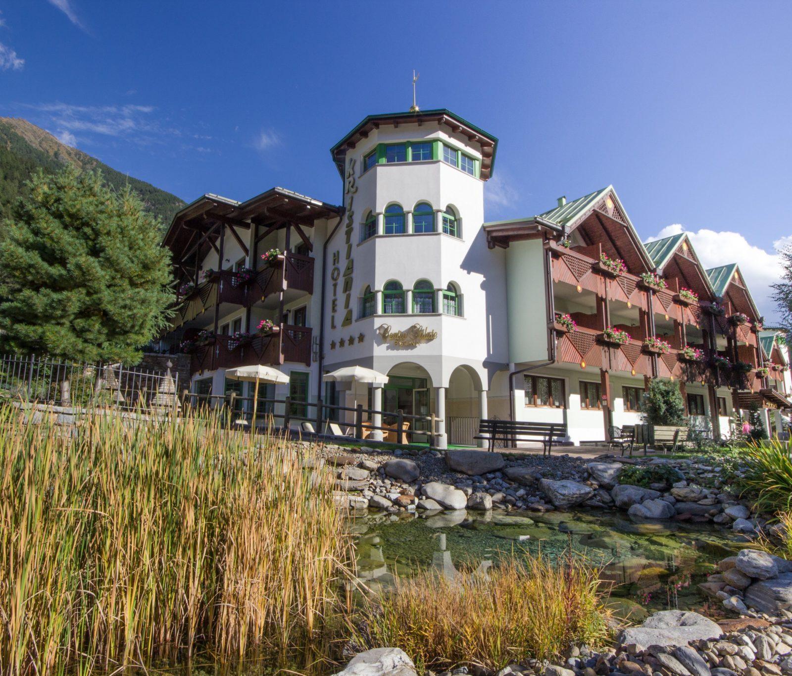 Immagine per Hotel Kristiania con marchio Ecolabel in Trentino