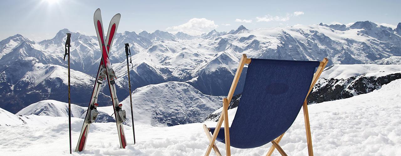 Immagine testata per The evocative torchlight skiing organized by the Kristiania