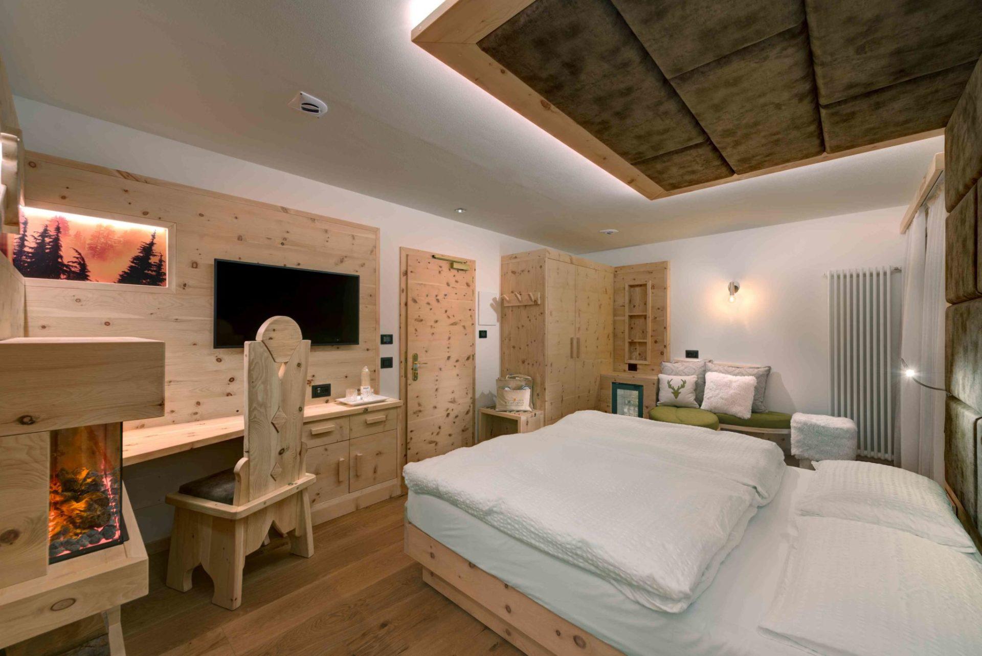 Immagine testata per Heavenly rest in our hotel rooms in Val di Sole