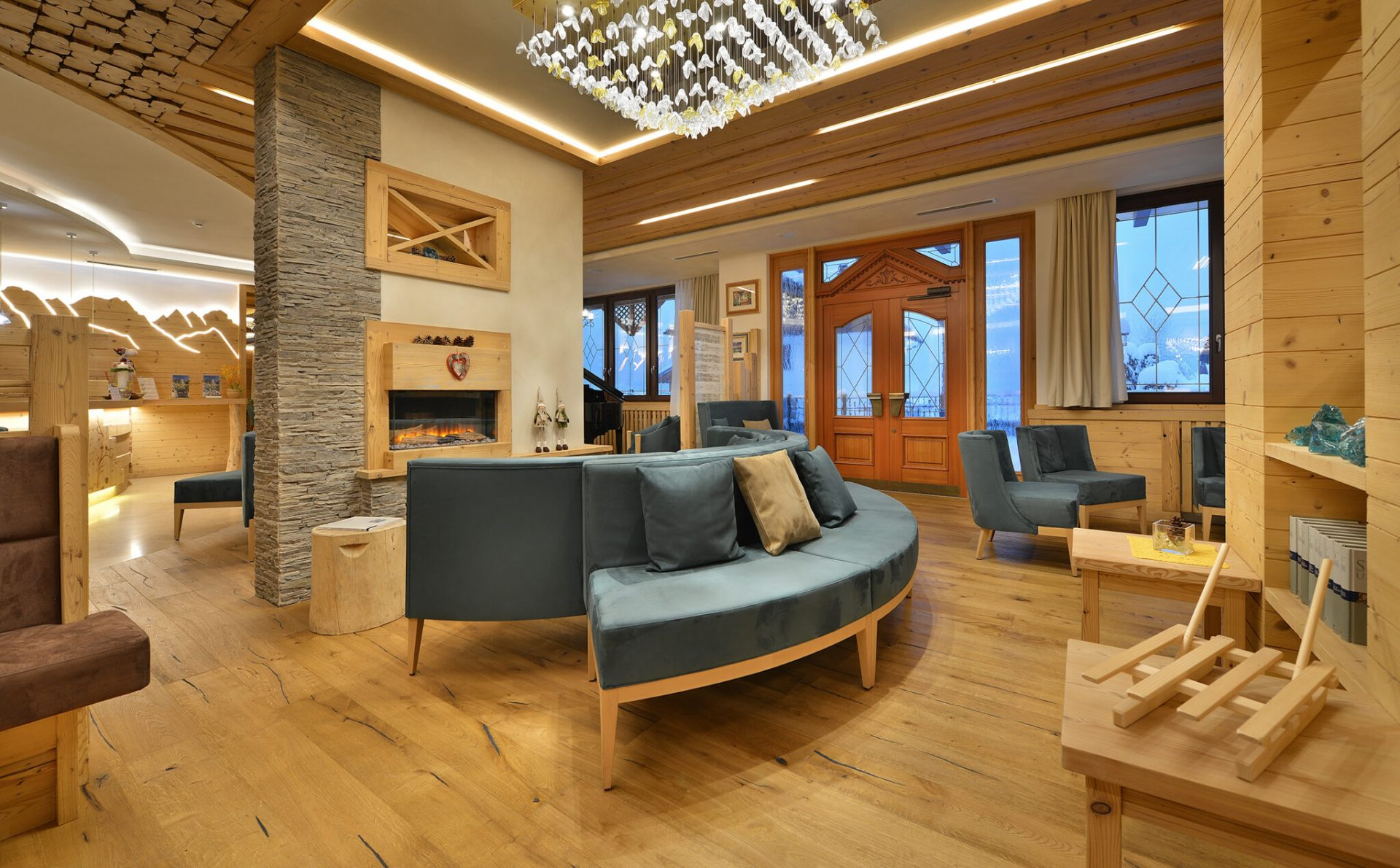 Immagine di testata per Kristiania Pure Nature Hotel & Spa in Val di Pejo