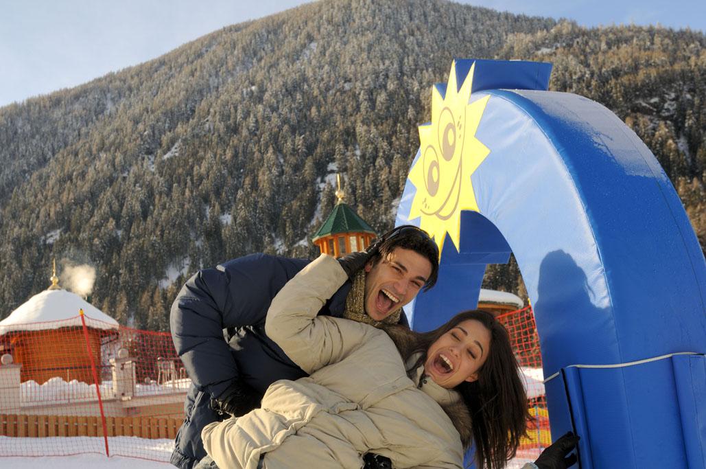 Immagine di testata per Feste a tema sulla neve