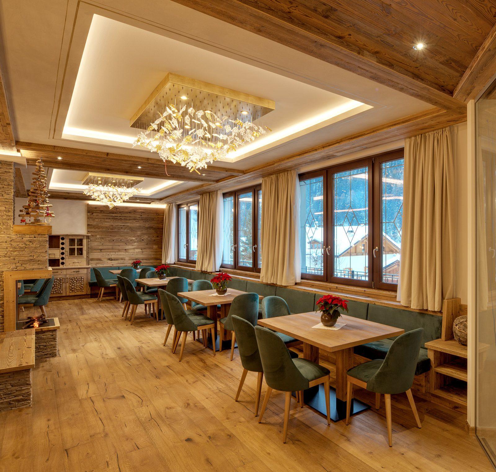 """Immagine per Leccornie in menu al ristorante """"Stube Alpina"""""""