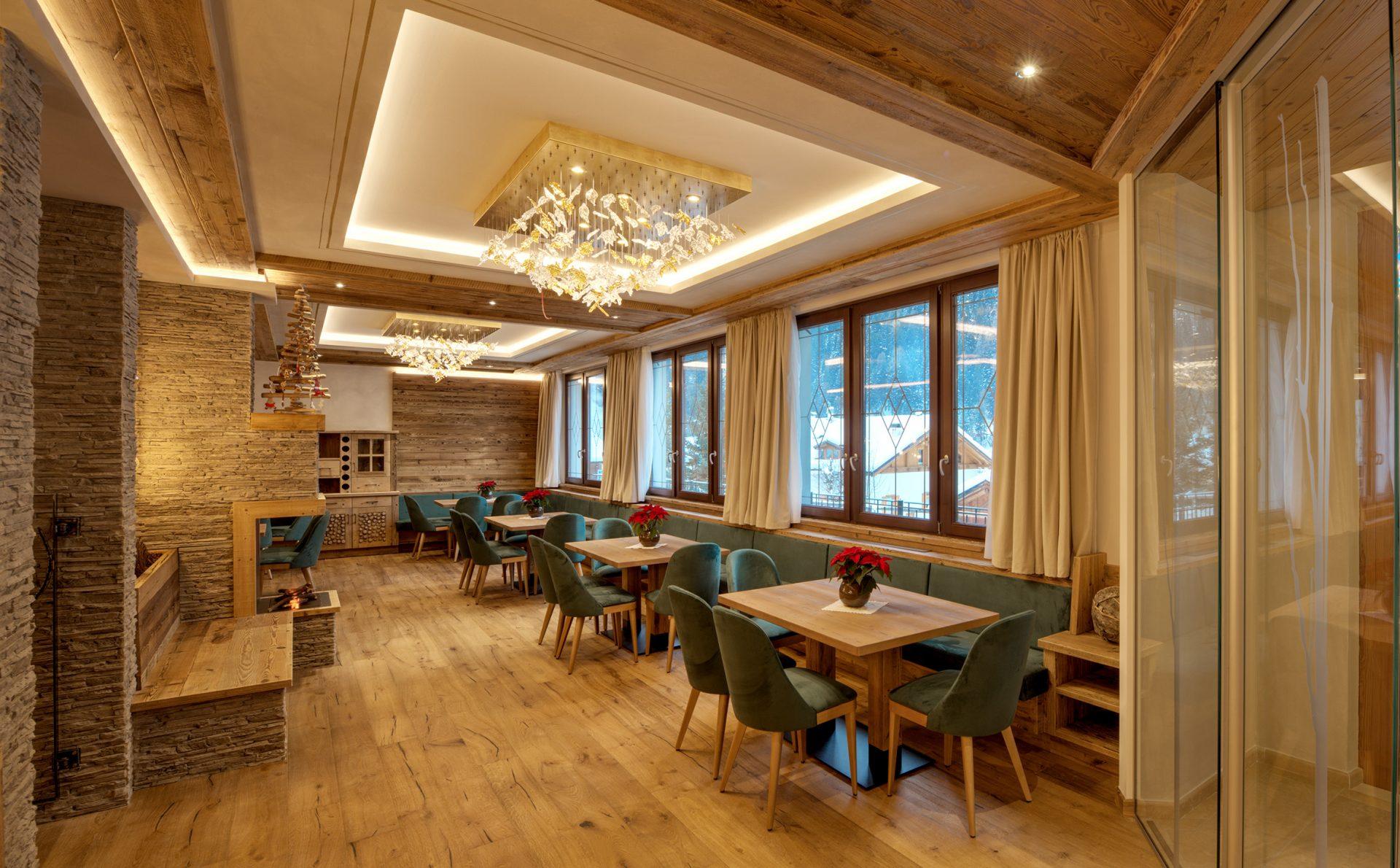 "Immagine di testata per Leccornie in menu al ristorante ""Stube Alpina"""