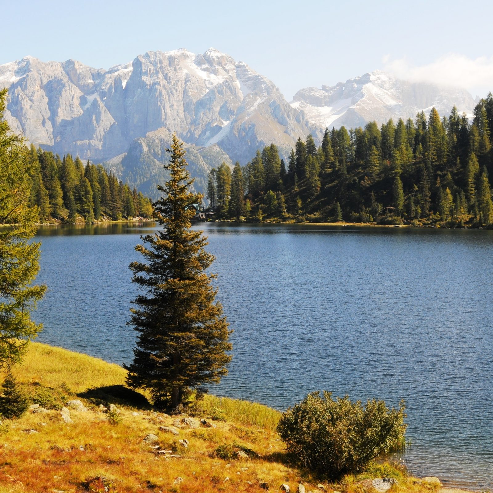 Image for The magnificent two: Alto and Malghette Lakes